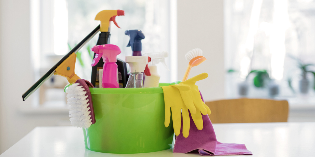 How To Clean a Bathroom Meticulously and Protect Your ...