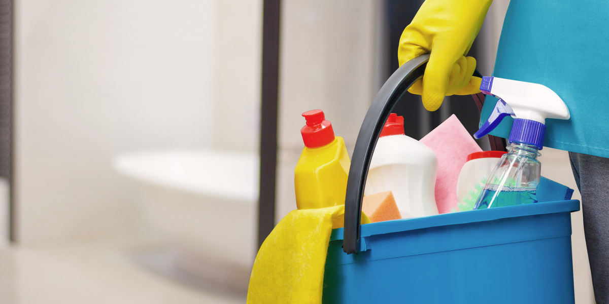 Cleaning Service Prices Can Vary A Lot, So Here's How To Pick One | Block Guides | How to best plan, finance, and build your renovation
