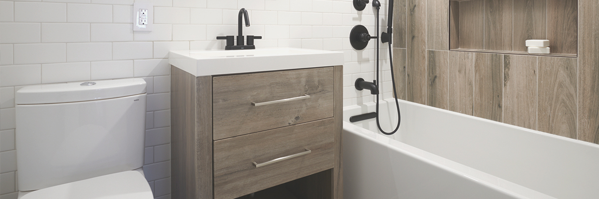 How To Install A Bathroom Vanity Block Guides How To Best Plan Finance And Build Your Renovation